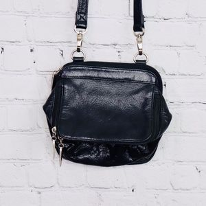 HOBO: Crossbody Leather Bag/Wallet
